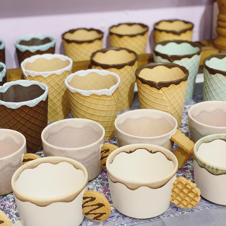 tama10さんのクッキーマグカップ