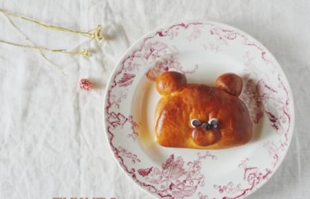 FUKURA 10th anniversary(くまたんのふかふかクリームパン)