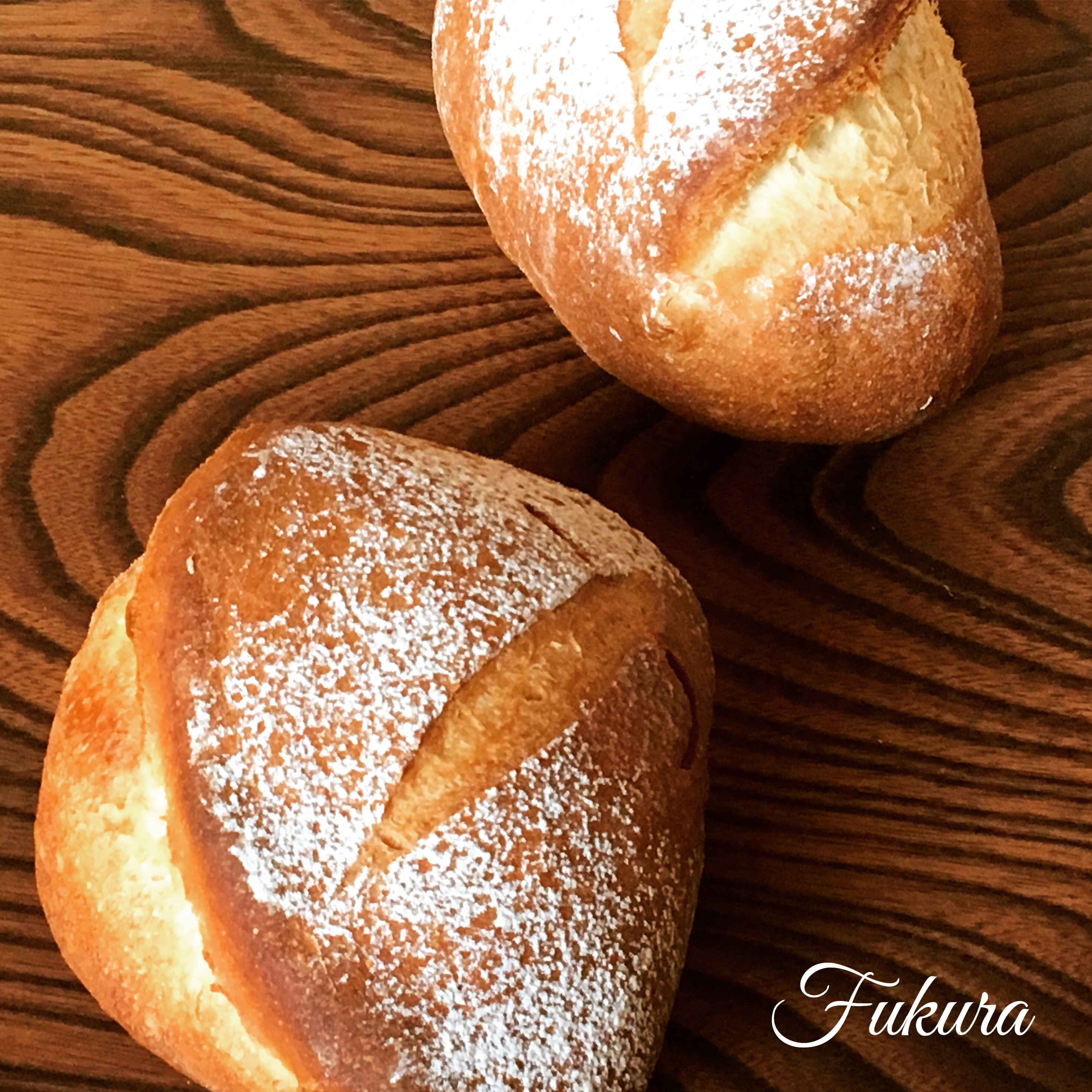 堅焼きバターパン