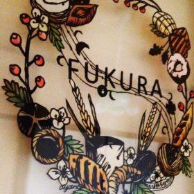 FUKURAのパンの切り絵
