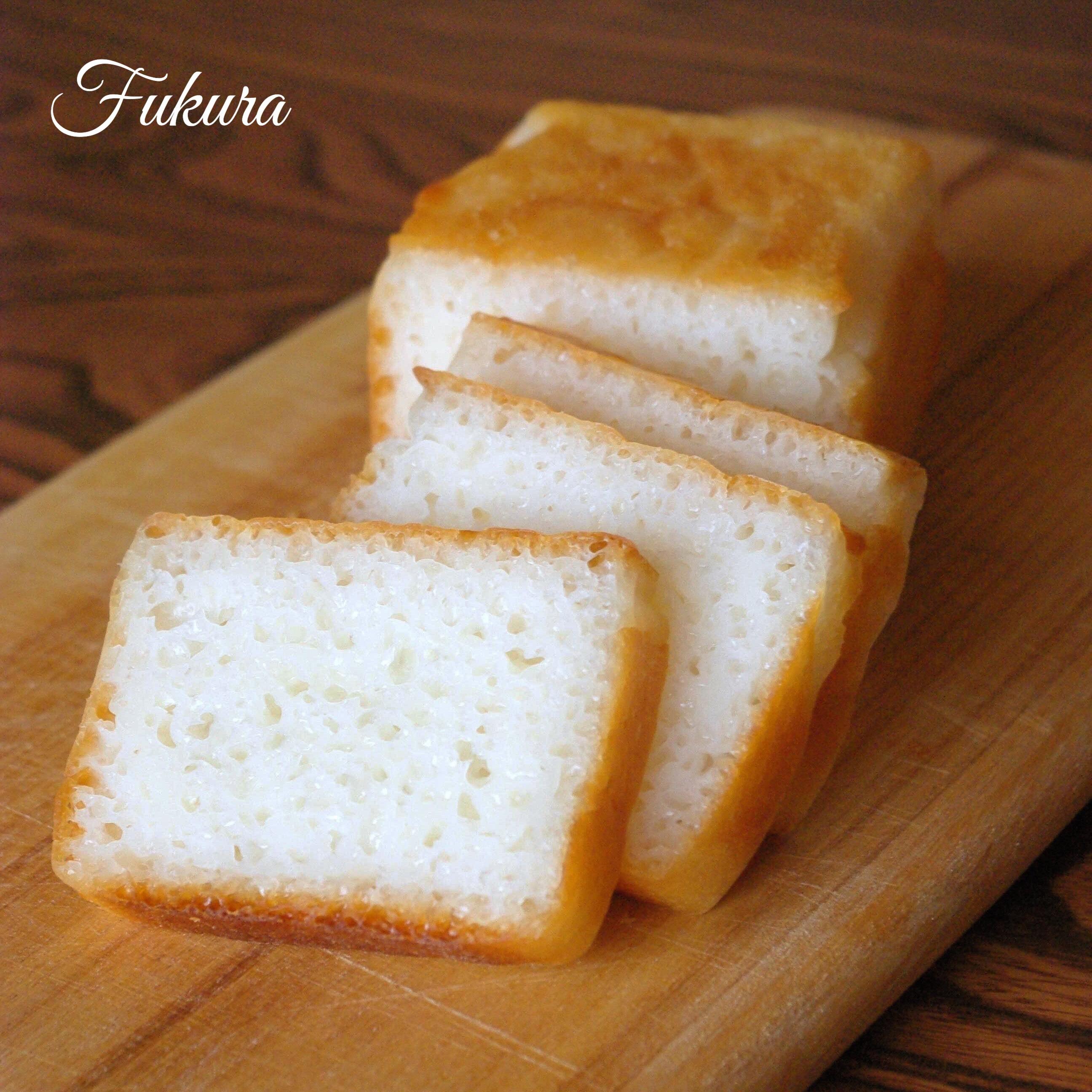 グルテンフリー米粉ミニ食パン