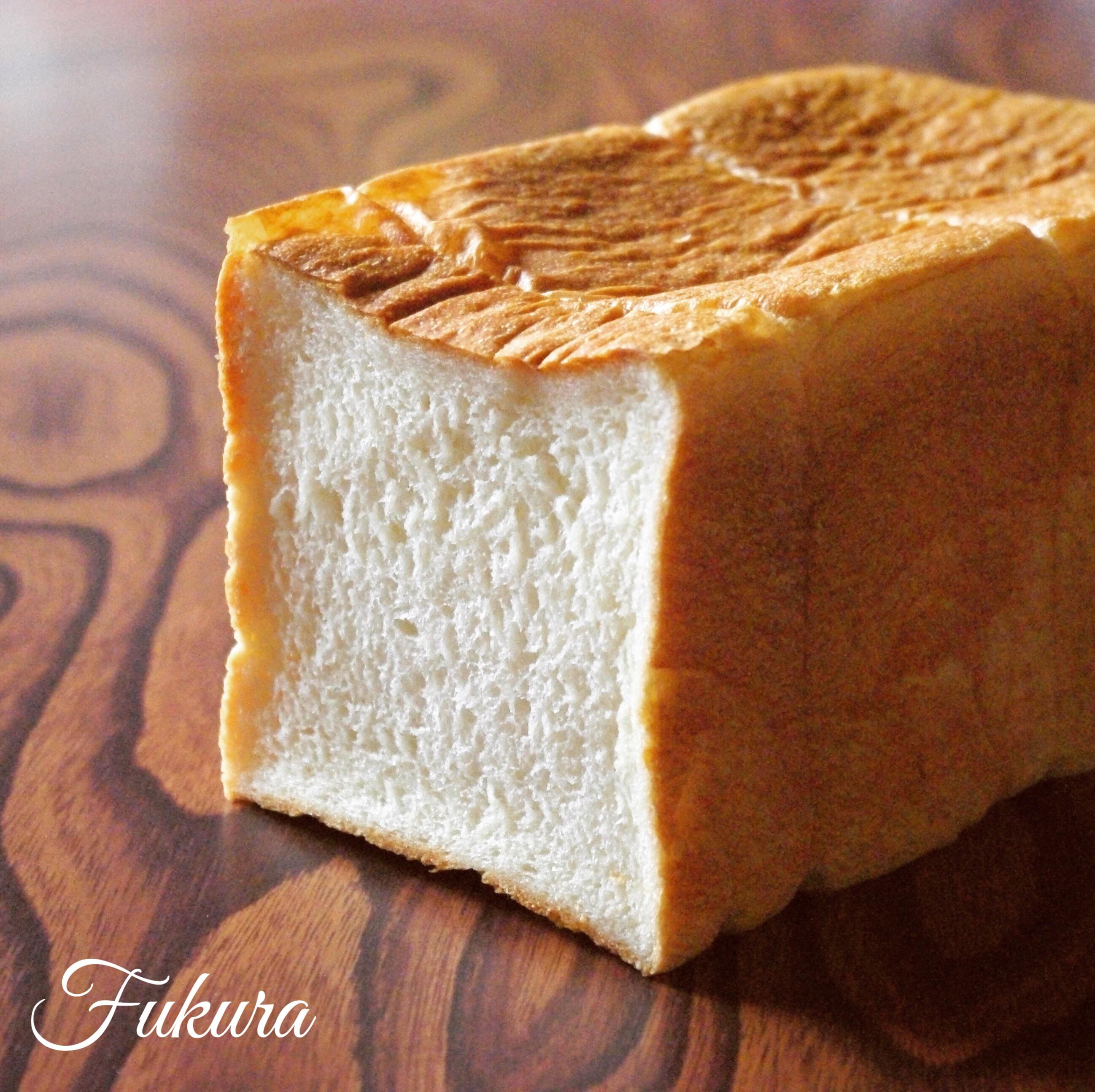 とろける生食パン