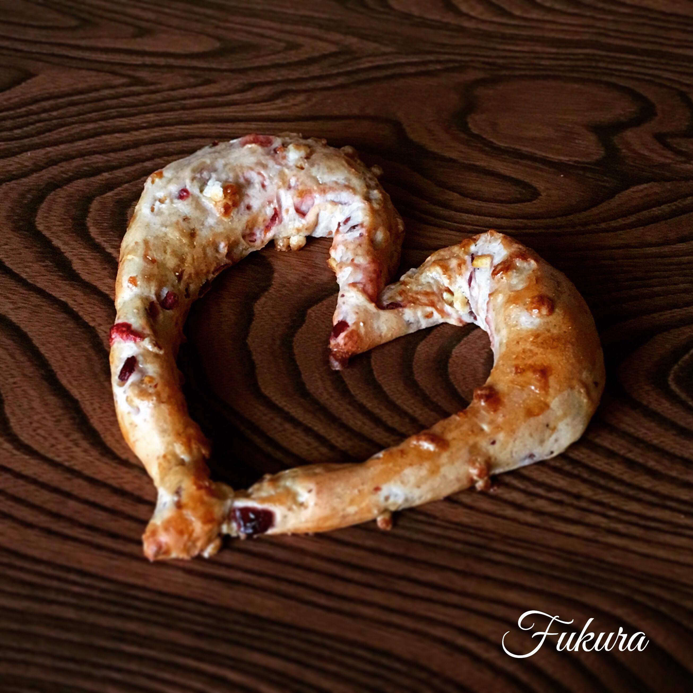 柚子ハートベリーショコラ(Anniversary bread)