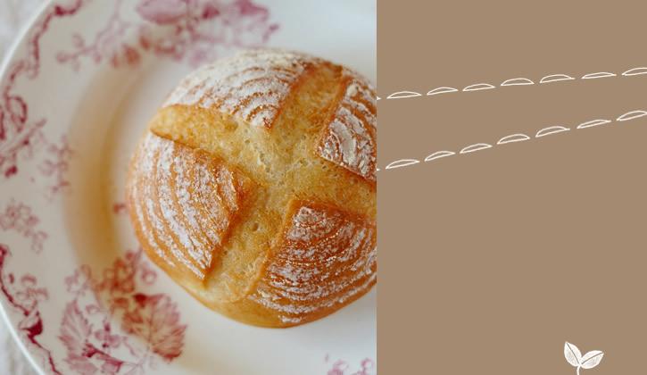 グルテンフリー米粉のカンパーニュ