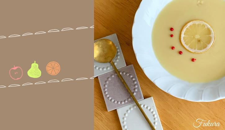 パン修行のまかないスープ