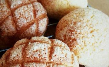 クッキー&ビスケットメロンパン